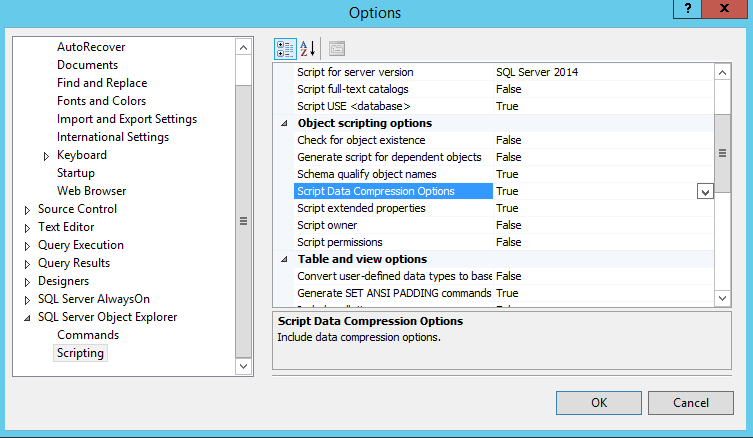 SSMS_Options_Script_Data_Compression_Options